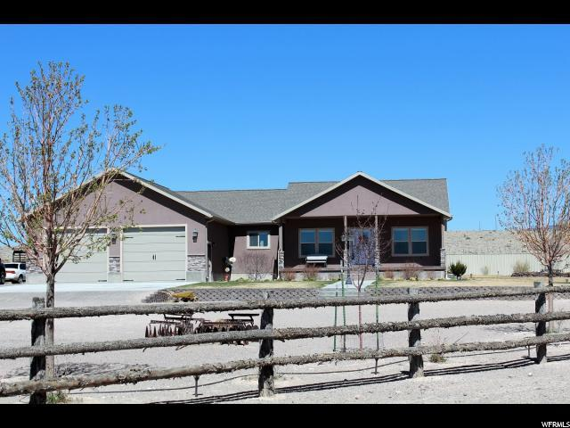 445 N 600 W, Loa, UT 84747 (#1519712) :: Big Key Real Estate