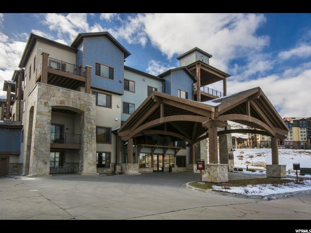 2669 Canyons Resort Dr 302AB, Park City, UT 84098 (#1519802) :: The Fields Team