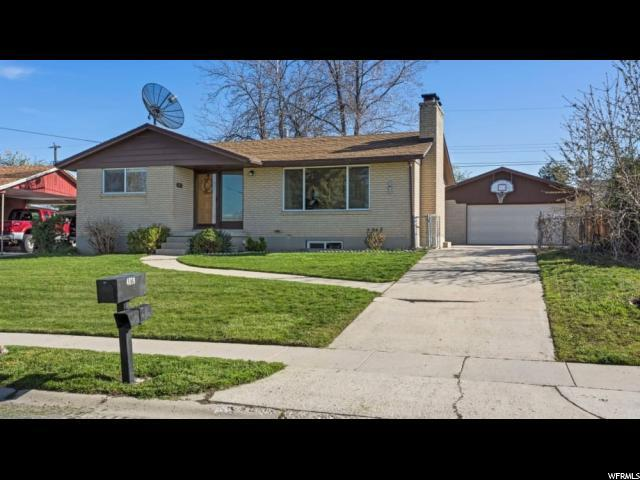 4879 W Janette S, West Valley City, UT 84120 (#1519833) :: The Fields Team