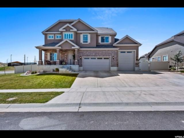 1571 W Black Gold Dr Dr S, Bluffdale, UT 84065 (#1519878) :: The Utah Homes Team with iPro Realty Network