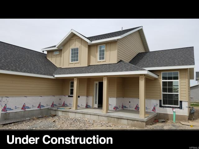 1383 Nibley Pkwy, Nibley, UT 84321 (#1519942) :: The Fields Team
