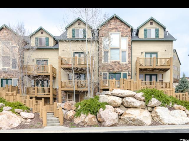 5060 E Lakeview Dr #1112, Eden, UT 84310 (#1520003) :: goBE Realty