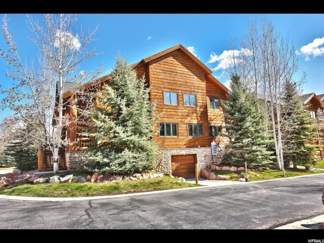 3988 N Timber Wolf Ln 10C, Park City, UT 84098 (#1520016) :: Bustos Real Estate | Keller Williams Utah Realtors