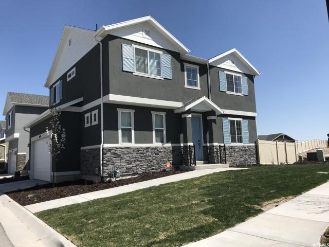3028 S Willow Creed Dr, Saratoga Springs, UT 84045 (#1520059) :: The Utah Homes Team with iPro Realty Network