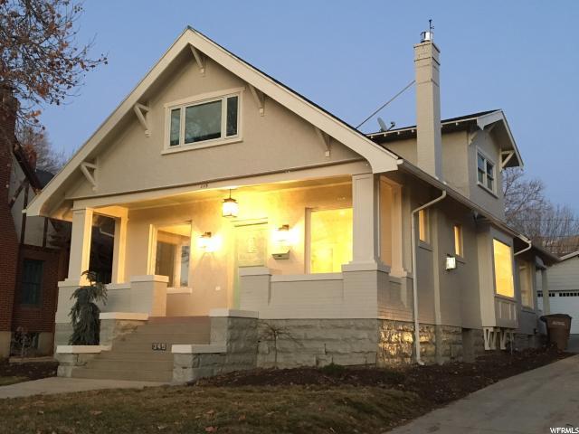 345 S Douglas St E, Salt Lake City, UT 84102 (#1520104) :: goBE Realty