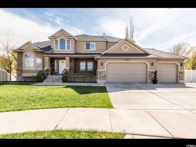 12984 S Harvest Field Cir, Riverton, UT 84065 (#1520153) :: goBE Realty