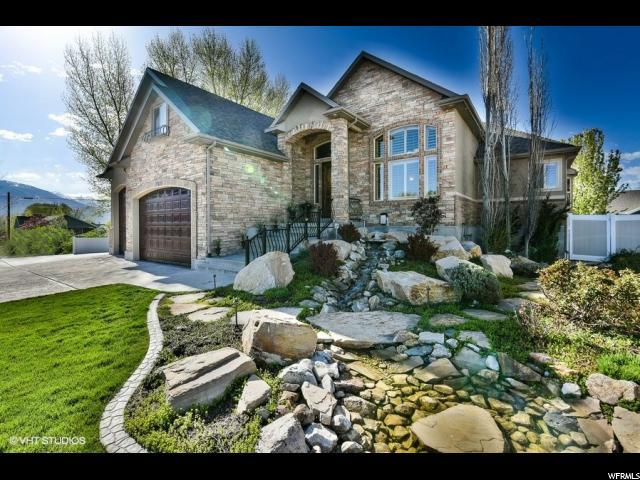 1763 Mason Ridge Ct, Riverton, UT 84065 (#1520162) :: goBE Realty
