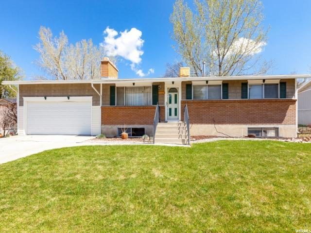 1341 E Waters Ln, Sandy, UT 84093 (#1520196) :: Exit Realty Success