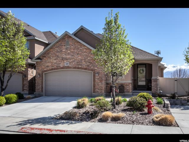 13669 S Mount Cortina Way, Riverton, UT 84065 (#1520225) :: goBE Realty