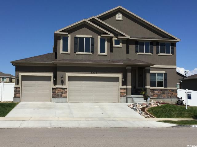 3376 W Chamonix Way S, Riverton, UT 84065 (#1520313) :: goBE Realty