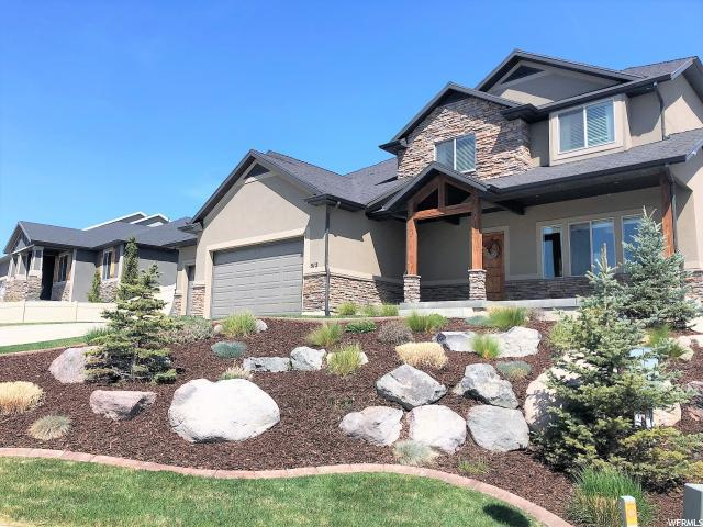 512 W Jack Frost Way N, Saratoga Springs, UT 84045 (#1520385) :: The Utah Homes Team with iPro Realty Network
