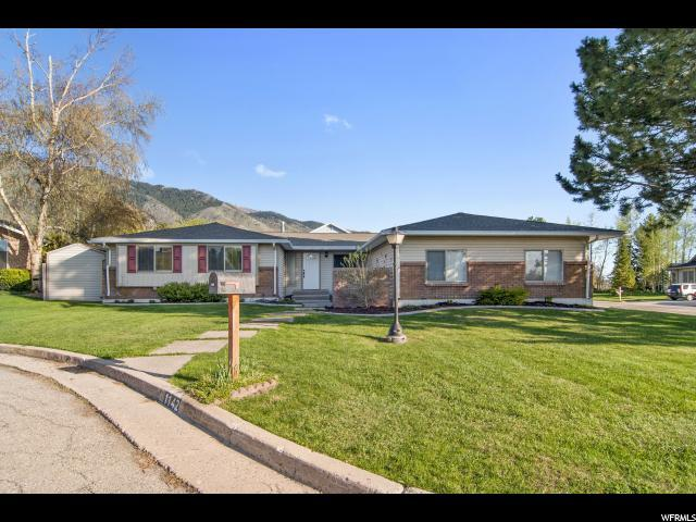 1142 E Eastridge Dr S, Logan, UT 84321 (#1520390) :: goBE Realty