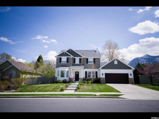 9549 S Carriage Chase Ln E, Sandy, UT 84092 (#1520400) :: goBE Realty