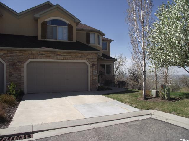 883 E Big Snowy Ct S, Draper, UT 84020 (#1520407) :: goBE Realty