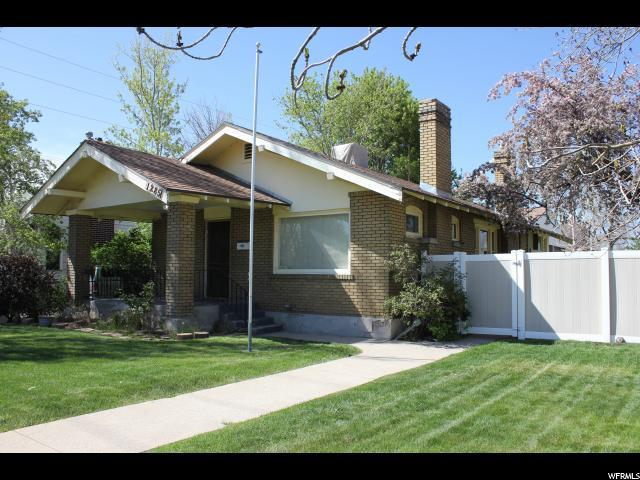 1285 E Parkway Ave S, Salt Lake City, UT 84106 (#1520417) :: Colemere Realty Associates