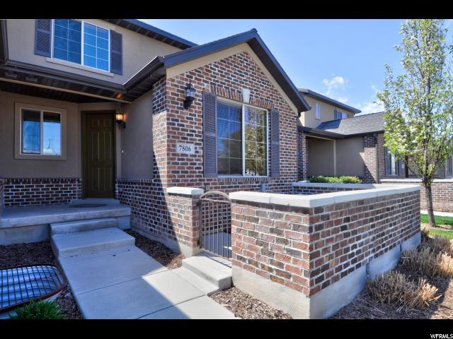 7806 S Tiger Ct W, West Jordan, UT 84081 (#1520428) :: goBE Realty