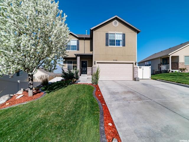3508 S Sharp Shinned Trl W, Saratoga Springs, UT 84045 (#1520475) :: The Utah Homes Team with iPro Realty Network