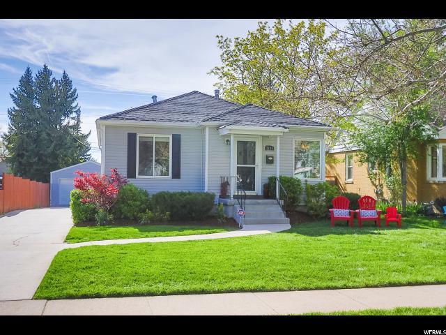 2134 S 1800 E, Salt Lake City, UT 84106 (#1520483) :: Colemere Realty Associates