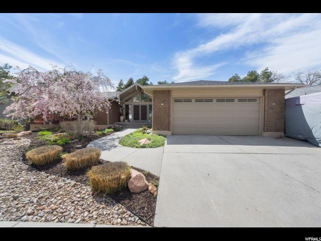 9814 S Chylene Dr E, Sandy, UT 84092 (#1520536) :: The Utah Homes Team with iPro Realty Network