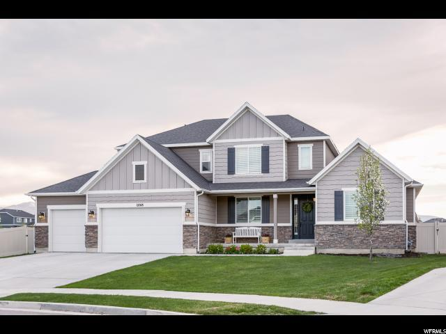 12018 S Amour Cir W, Riverton, UT 84065 (#1520537) :: The Utah Homes Team with iPro Realty Network