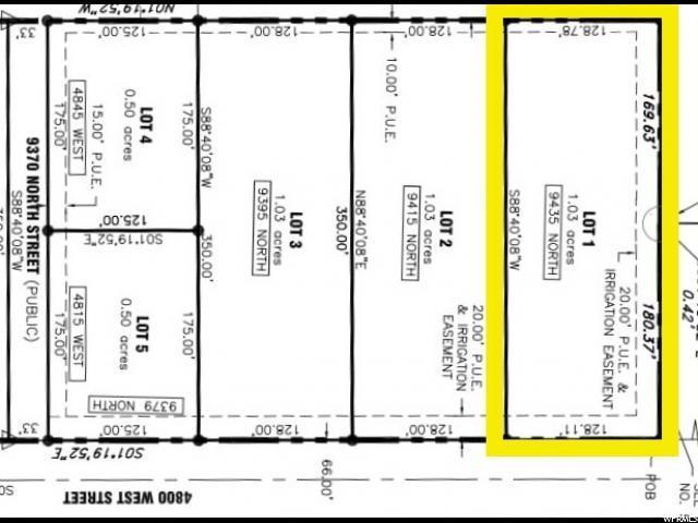 9435 N 4800 W, Elwood, UT 84337 (#1520587) :: Bustos Real Estate | Keller Williams Utah Realtors