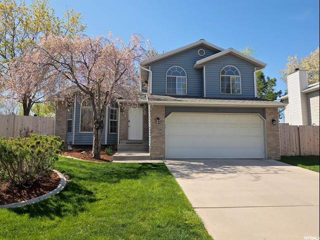 930 E Diana Hills Way S, Sandy, UT 84094 (#1520627) :: The Utah Homes Team with iPro Realty Network