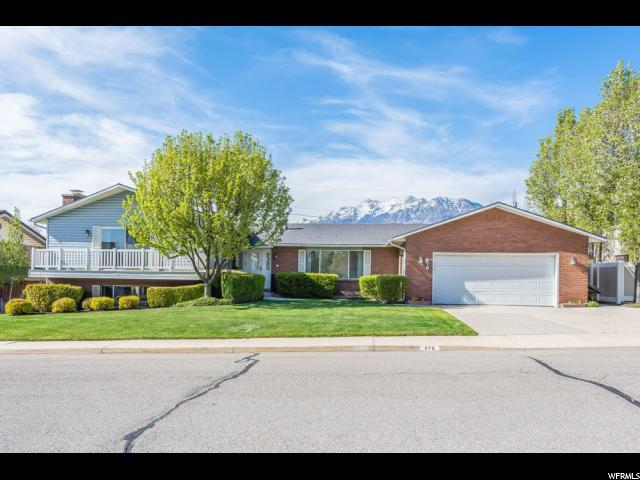 879 E 2620 N, Provo, UT 84604 (#1520663) :: The Utah Homes Team with iPro Realty Network