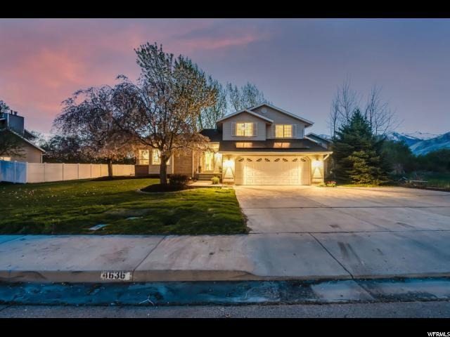 4636 Country Club Dr, Highland, UT 84003 (#1520711) :: The Utah Homes Team with iPro Realty Network