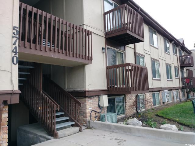 5740 S 900 E #3, Salt Lake City, UT 84121 (#1520775) :: The Utah Homes Team with iPro Realty Network