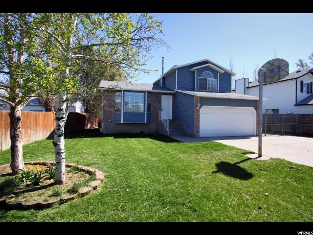 4921 W Decora Way, West Jordan, UT 84081 (#1520779) :: The Utah Homes Team with iPro Realty Network