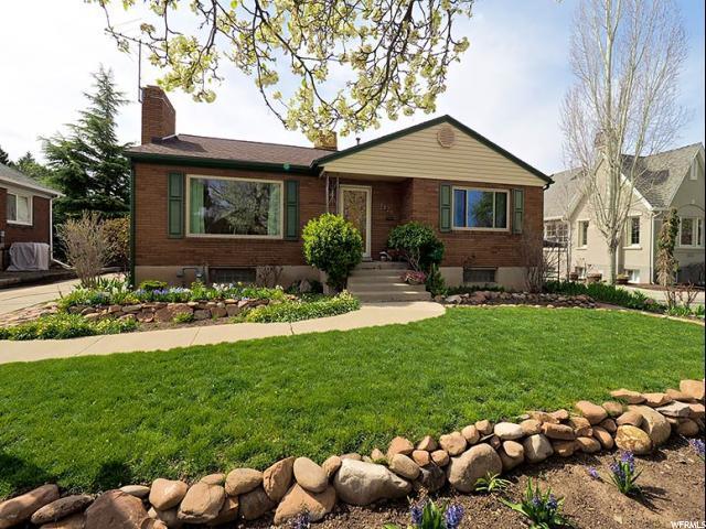 1828 E Redondo Ave S, Salt Lake City, UT 84108 (#1520785) :: Colemere Realty Associates
