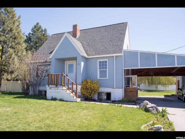 78 S Main St, Hyde Park, UT 84318 (#1520793) :: The Utah Homes Team with iPro Realty Network