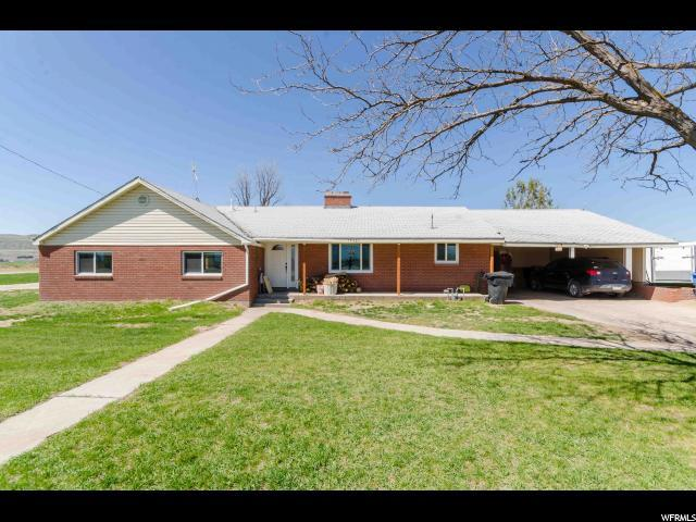 14325 N 4800 W, Cornish, UT 84308 (#1520848) :: goBE Realty