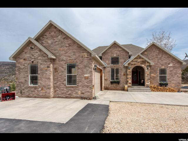 1411 S Cottonwood Ct, Heber City, UT 84032 (#1520869) :: Big Key Real Estate