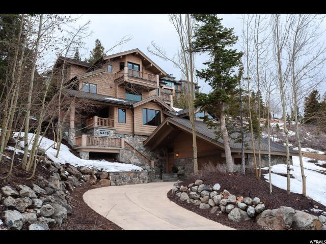 6415 Silver Lake Dr, Park City, UT 84060 (#1520978) :: Colemere Realty Associates