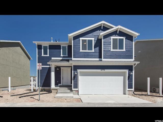 6776 W Minos Pl S #3, West Jordan, UT 84081 (#1521001) :: Big Key Real Estate