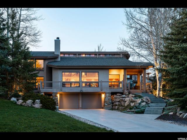 3065 Oak Rim Ln, Park City, UT 84060 (#1521103) :: Colemere Realty Associates