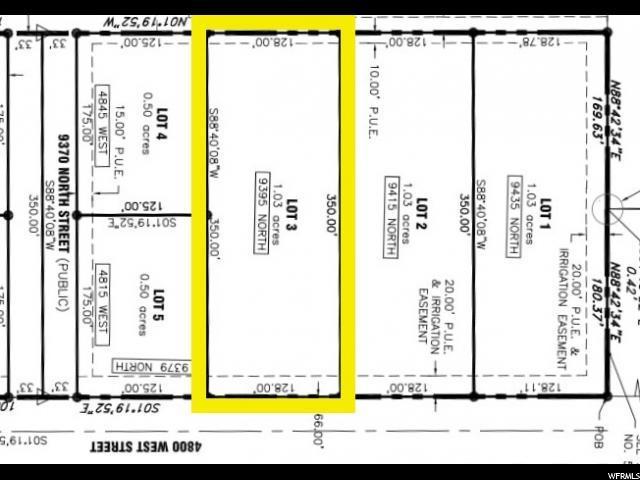9395 N 4800 W, Elwood, UT 84337 (#1521120) :: Bustos Real Estate | Keller Williams Utah Realtors