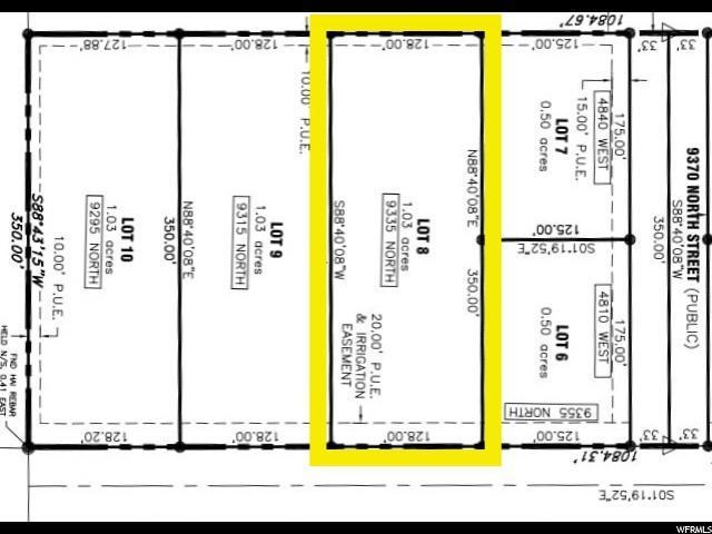 9335 N 4800 W, Elwood, UT 84337 (#1521123) :: Bustos Real Estate | Keller Williams Utah Realtors