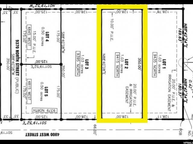 9415 N 4800 W, Elwood, UT 84337 (MLS #1521124) :: Lawson Real Estate Team - Engel & Völkers