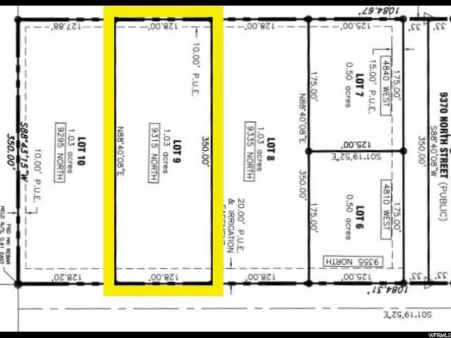 9315 N 4800 W, Elwood, UT 84337 (#1521129) :: Bustos Real Estate | Keller Williams Utah Realtors