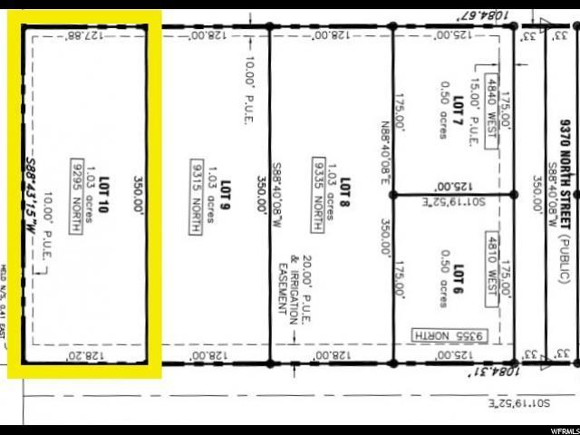 9295 N 4800 W, Elwood, UT 84337 (#1521130) :: Bustos Real Estate | Keller Williams Utah Realtors