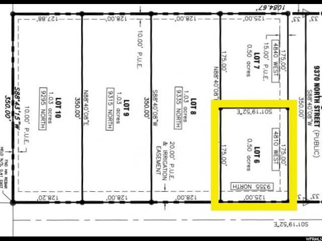9355 N 4810 W, Elwood, UT 84337 (#1521132) :: Bustos Real Estate | Keller Williams Utah Realtors