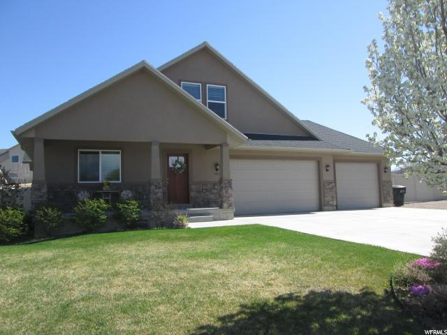 433 W 2800 S, Vernal, UT 84078 (#1521134) :: RE/MAX Equity