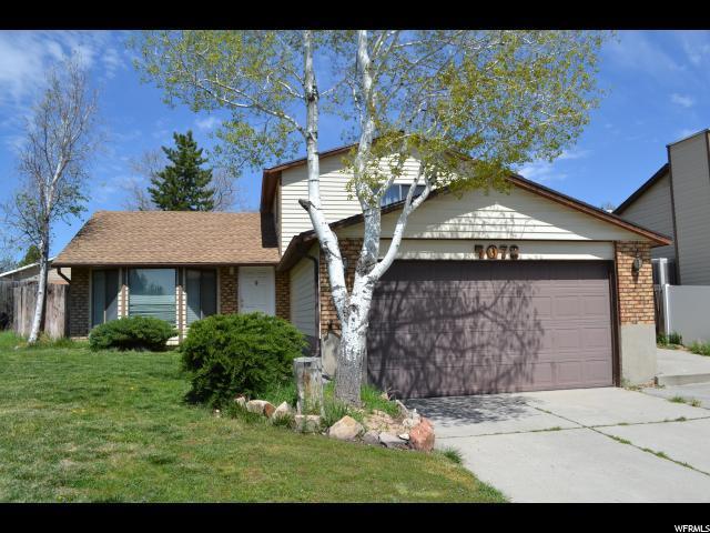 5072 W Jarrad Rd S, Kearns, UT 84118 (#1521203) :: Bustos Real Estate | Keller Williams Utah Realtors