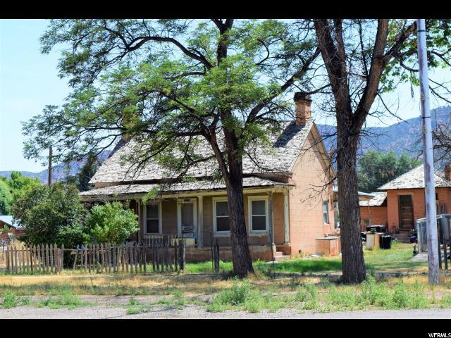 193 S Main St, Paragonah, UT 84760 (#1521320) :: Big Key Real Estate