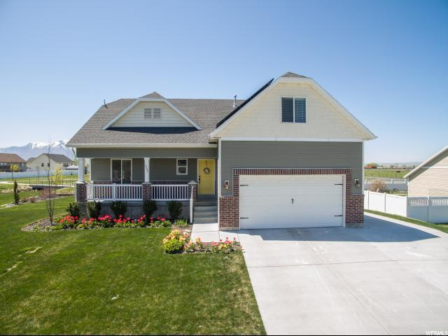 2225 Clear Creek Rd, Nibley, UT 84321 (#1521488) :: The Fields Team