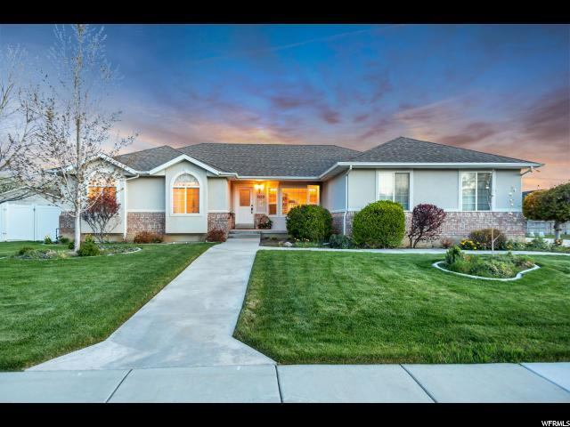 5229 W Castle Pine Way N, Highland, UT 84003 (#1521521) :: Big Key Real Estate