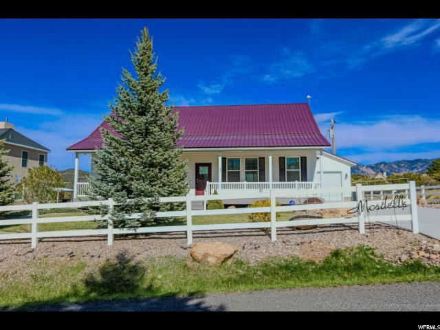 395 S Lloyd Canyon Dr, Pine Valley, UT 84781 (#1521569) :: Colemere Realty Associates
