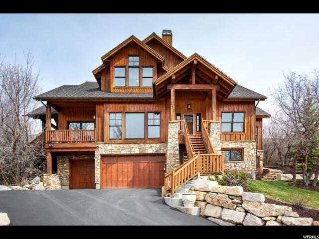 2010 Kidd Cir #30, Park City, UT 84098 (#1521605) :: Bustos Real Estate | Keller Williams Utah Realtors